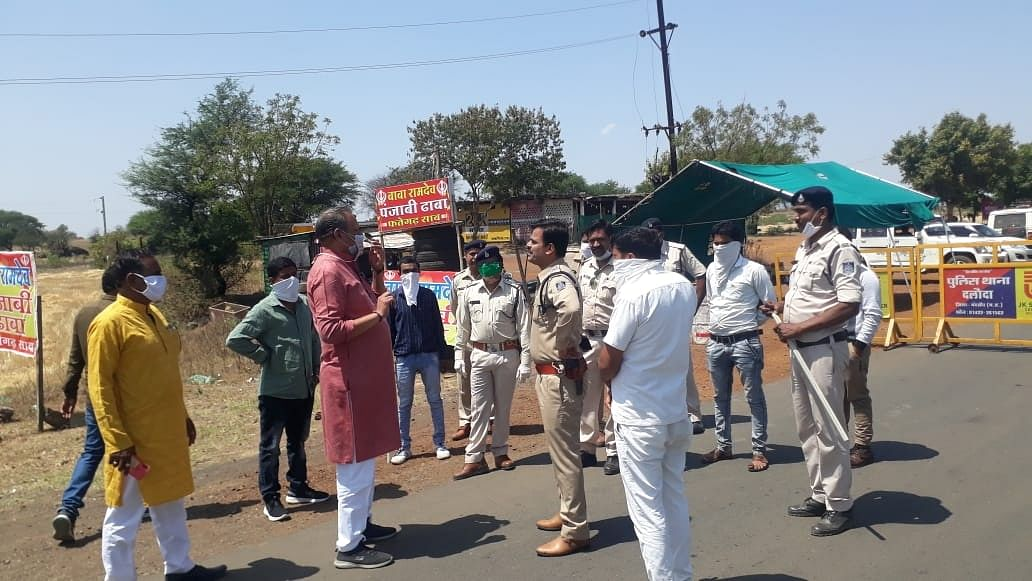 Coronavirus news of Madhya Pradesh: Ratlam, Mandsaur administration to arrange stay for stranded people