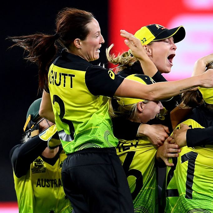 Women's T20 World Cup: 2003 redux as Australian women thrash India by 85 runs