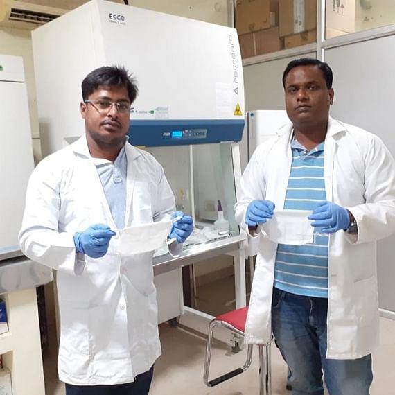 Amid coronavirus outbreak, BHU-IIT students build mask worth Rs 10 to batle COVID-19