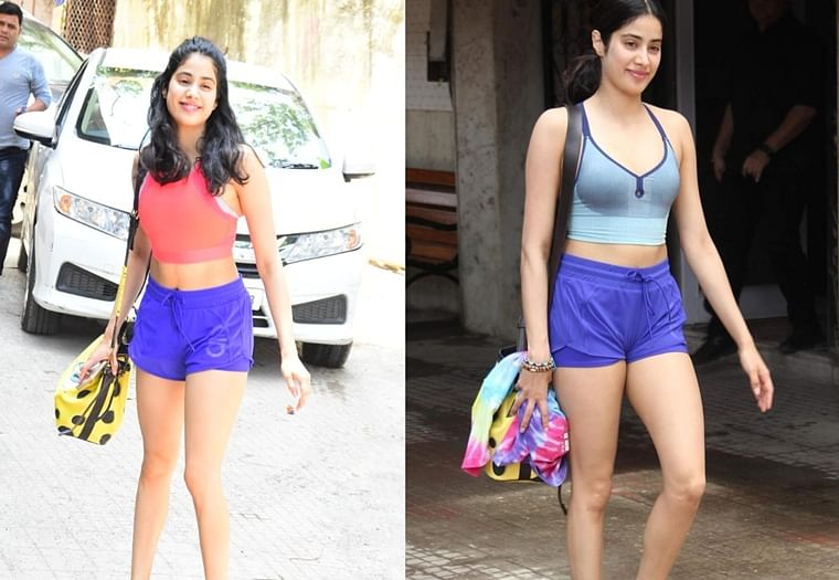 Janhvi Kapoor birthday special: An economical diva who repeats her clothes and bags