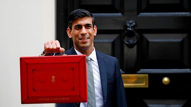 UK Chancellor of the Exchequer Rishi Sunak tables UK's Budget for recovery, vows to protect people & businesses
