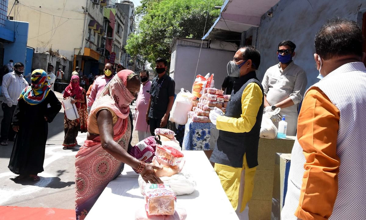 Indore: Pithampur units contributing cash, food in fight against coronavirus pandemic
