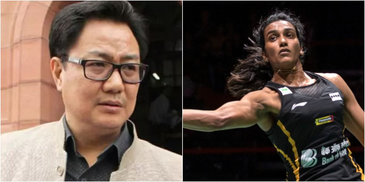 Coronavirus Update: Kiren Rijiju asks PV Sindhu to continue in All England Championships