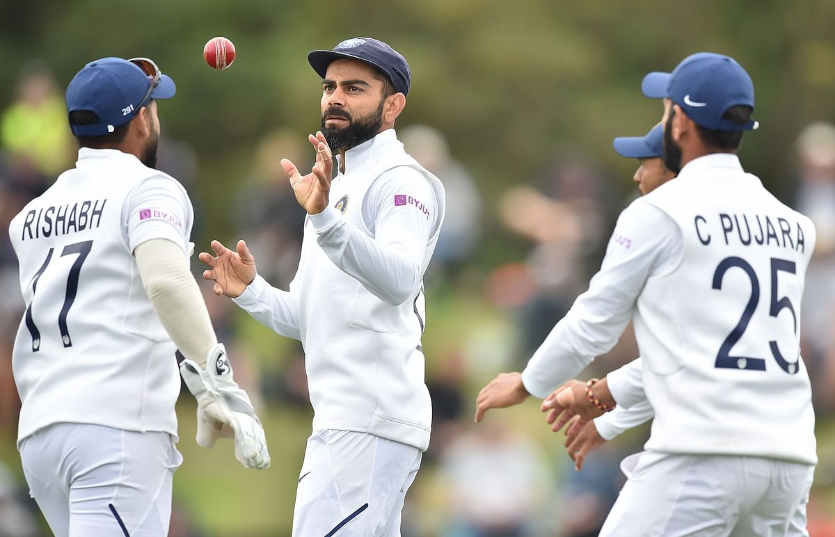 Virat Kohli sought 'better questions' off the field, when his team were answerless to NZ's dominance on field