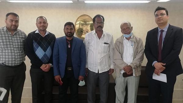 Latest coronavirus news: Indian Embassy reaches to help Navi Mumbai family struck in Tehran