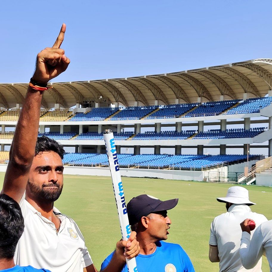 Ranji Trophy finals: Unadkat delivers final blow as Saurashtra clinches maiden title