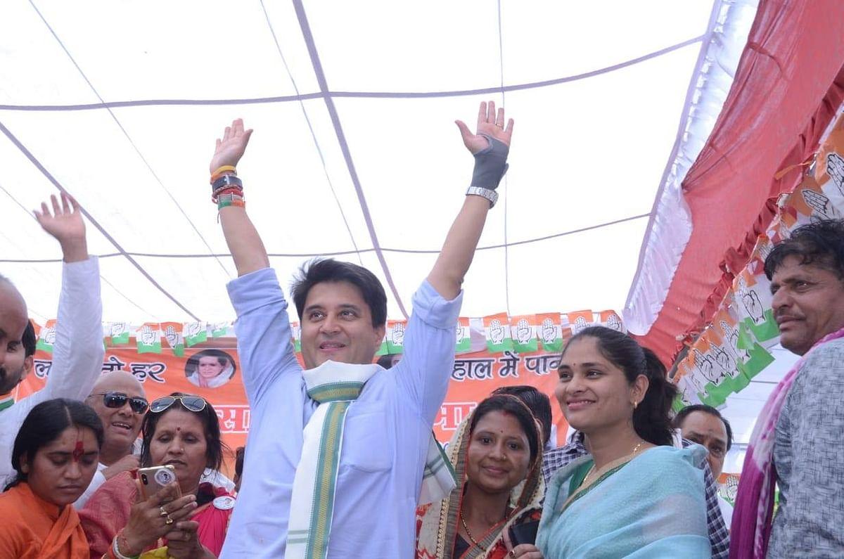 Jyotiraditya Scindia quit the Congress on March 10, 2020