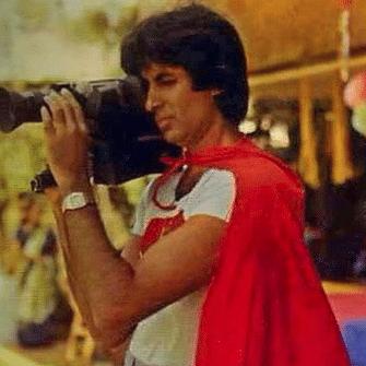 Amitabh Bachchan shares throwback photo from Abhishek's childhood fancy dress birthday party