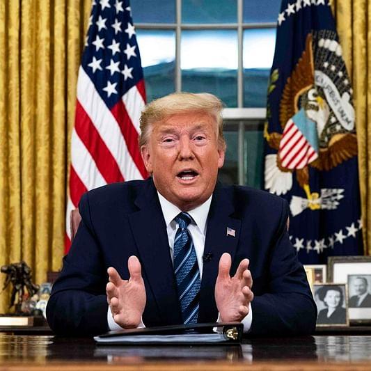 Coronavirus update: Donald Trump suspends travel from Europe to US for 30 days amid virus outbreak