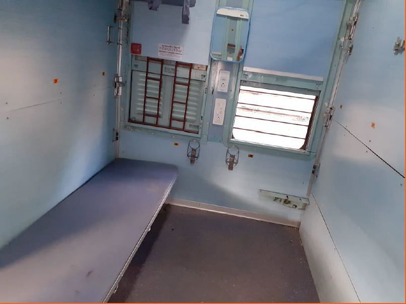 Coronavirus updates from India & world: Indian Railways modify trains to isolation coaches