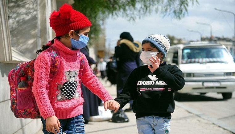 Home quarantine in Syria puts family ties to test amid coronavirus pandemic