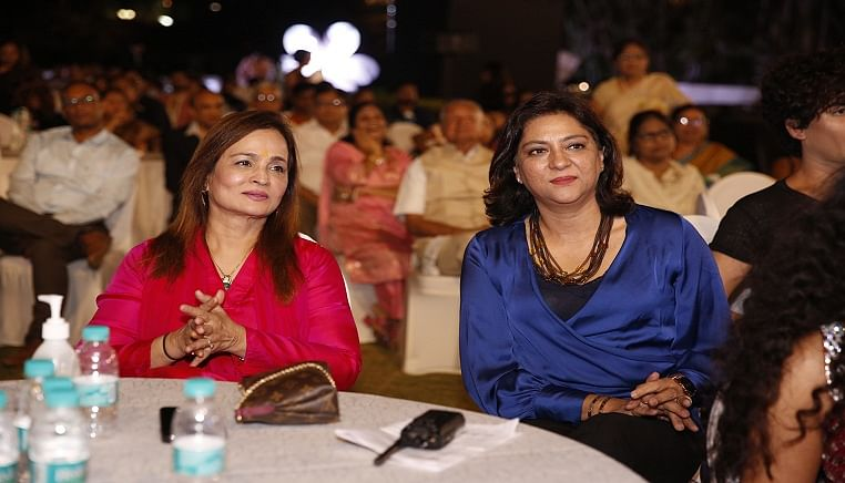 A philanthropic extravaganza: CWAT and ECOMO with Nargis Dutt Foundation honored the Philanthropists