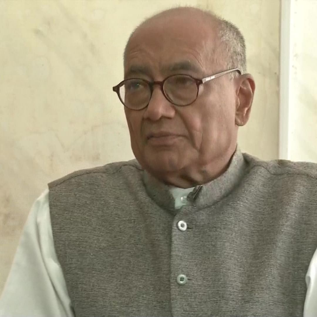 Congress will have only Digvijaya Singh to Rajya Sabha from MP