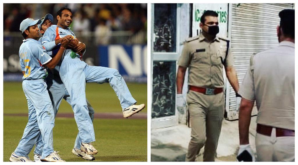 'Real world hero': Netizens hail former Indian World T20 winner Joginder Sharma's off-field heroics against coronavirus