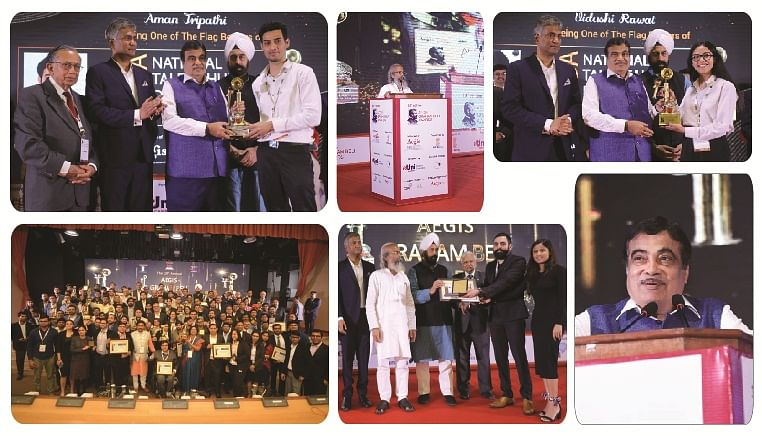 10th Aegis Graham Bell Awards for innovation concludes in New Delhi