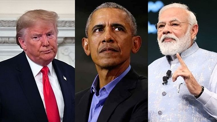 Modi, Trump or Obama: Ahead of PM's digital handover, here's a look at who really dominates social media?