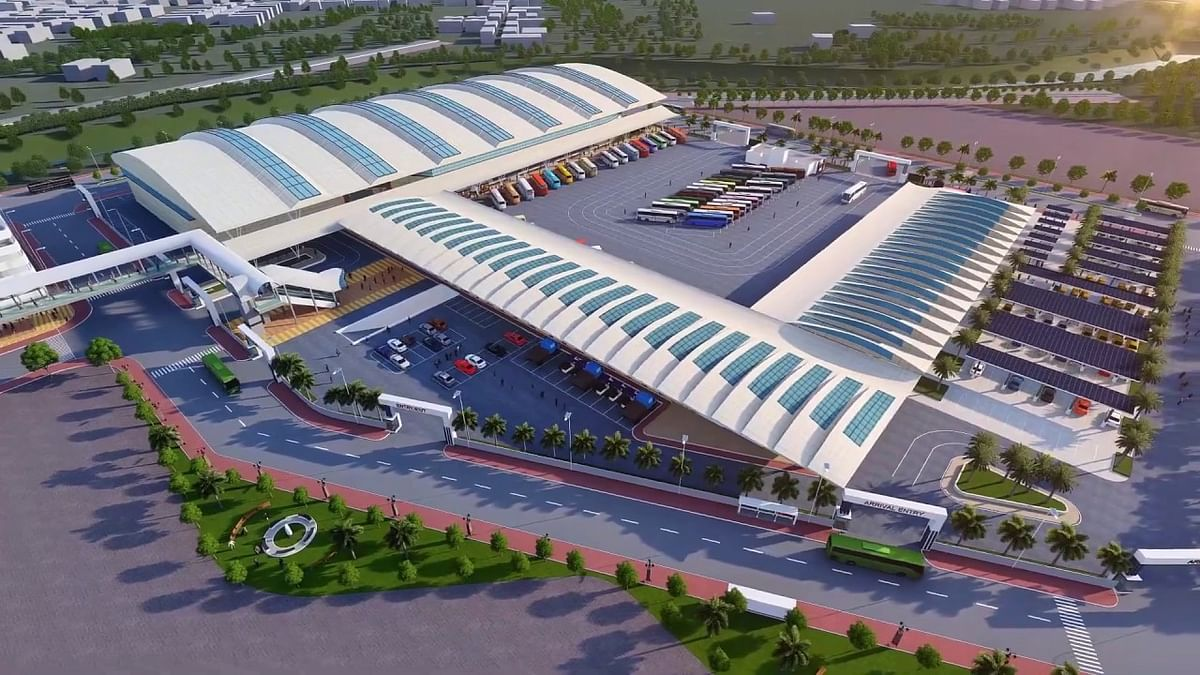 Indore Development Authority yet to pay Rs 30 lakh to IMC for ISBT map