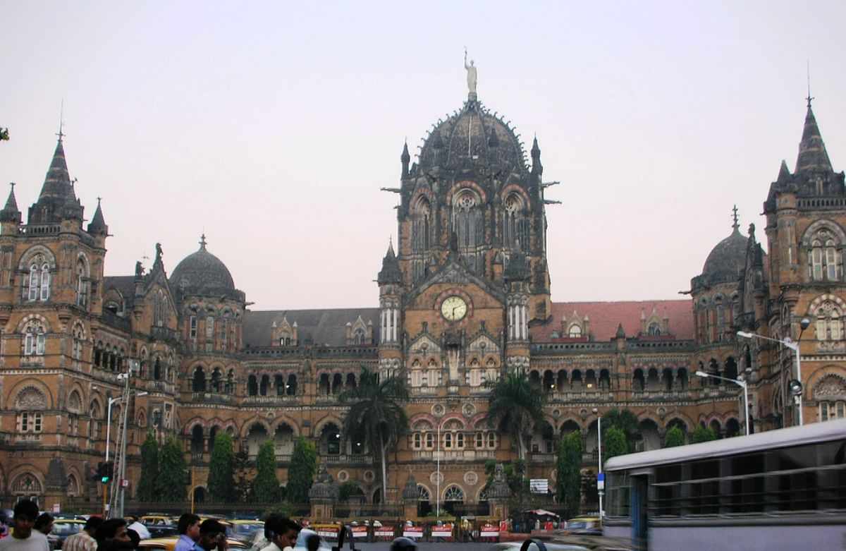 Central Railways headquarters at Mumbai CSTM.