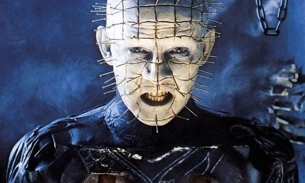Pinhead from the movie Hellraiser