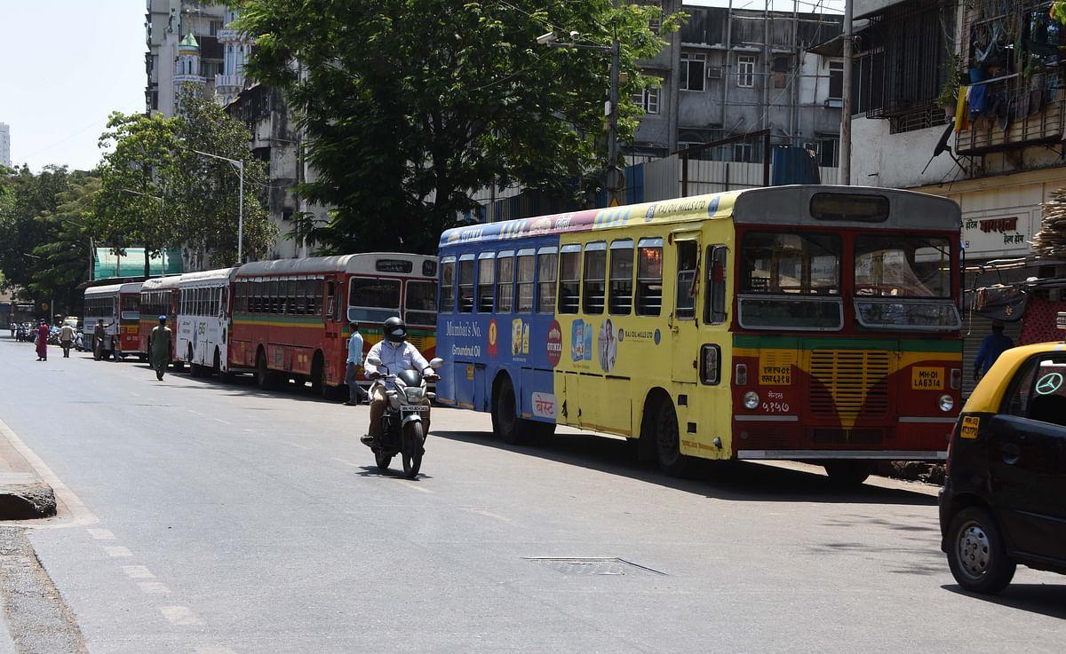 In Pics: Mumbai lockdown on Day 1 amid coronavirus pandemic
