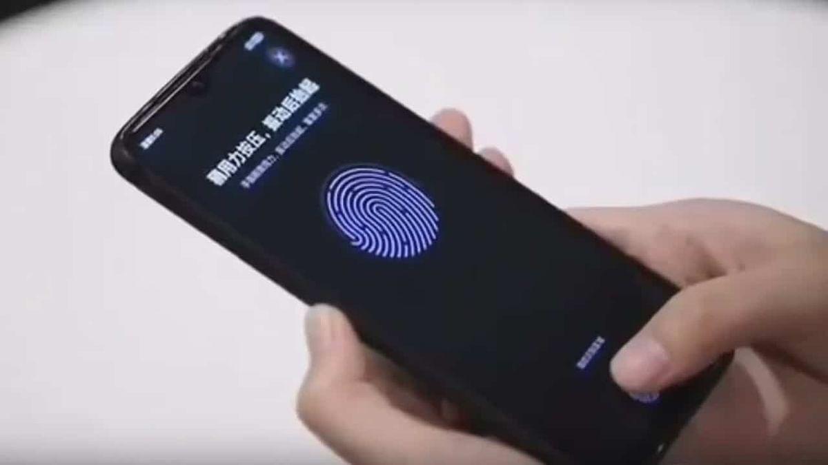 Redmi implements working fingerprint scanner under LCD screen