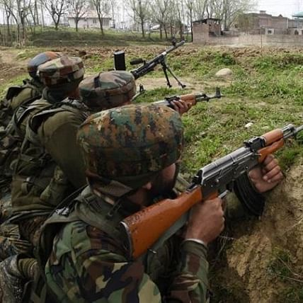 Pakistan violates ceasefire along LoC in Mankote sector in Jammu and Kashmir