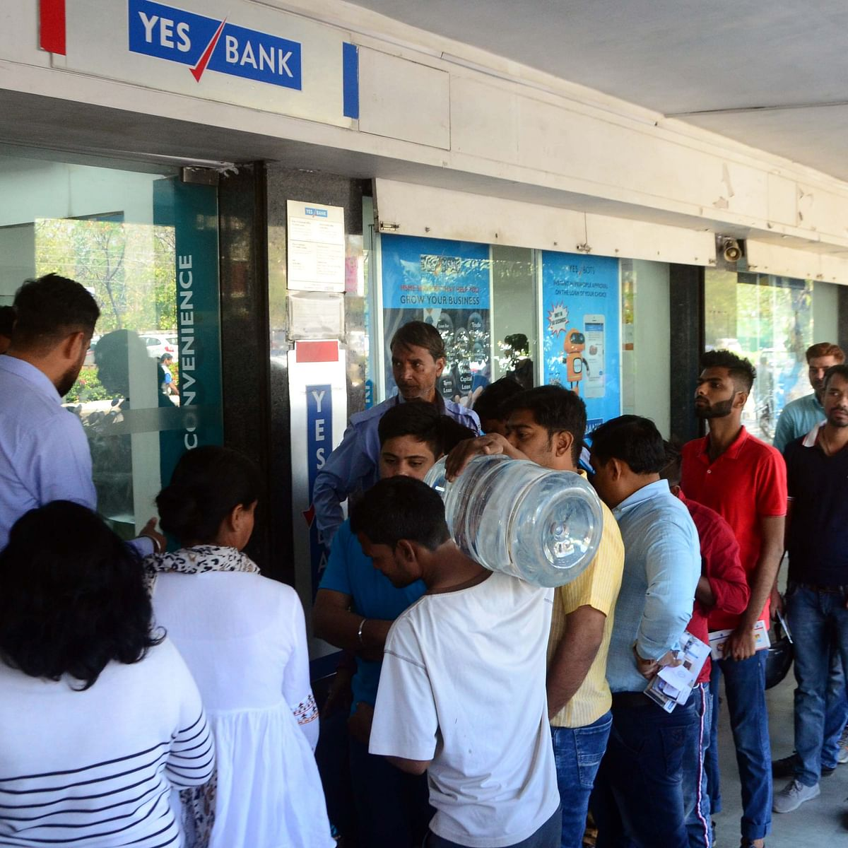 Yes Bank Crisis: Account holders in Bhopal liken trouble to Narendra Modi's Demonetisation