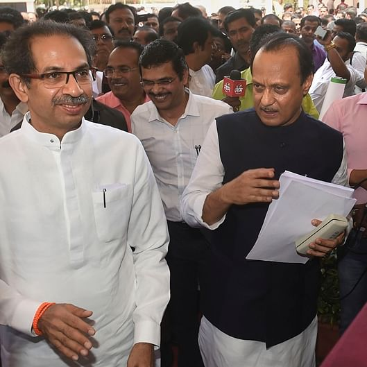 Ajit Pawar, Uddhav Thackeray not on the same page? Sanjay Raut says CM had opposed lifting Pune's lockdown