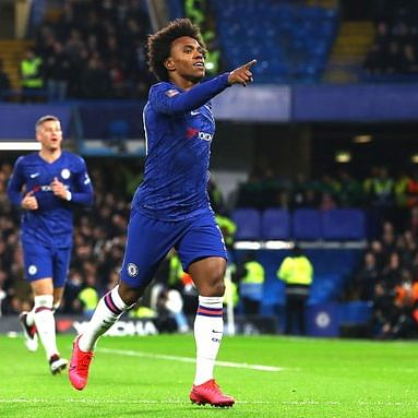 Willian pens emotional letter to confirm Chelsea departure