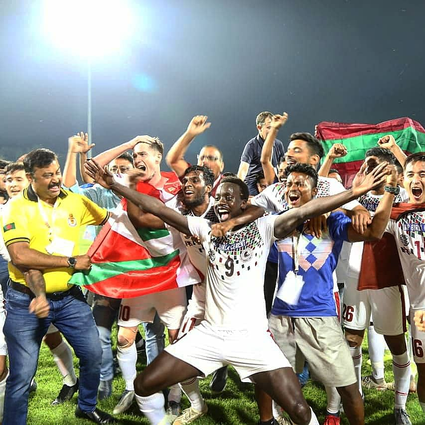 Mohun Bagan give I-League winning bonus to players, staff