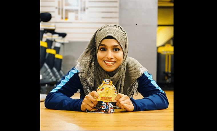 International Women's Day 2020: Meet Dr Majiziya Bhanu, a hijab-clad powerlifter battling conservatives and Islamophobia