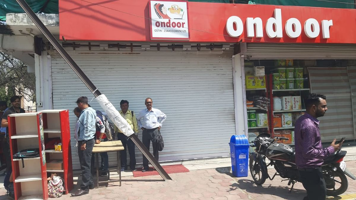 Indore: Ondoor store, Jalsa restaurant sealed over unpaid tax