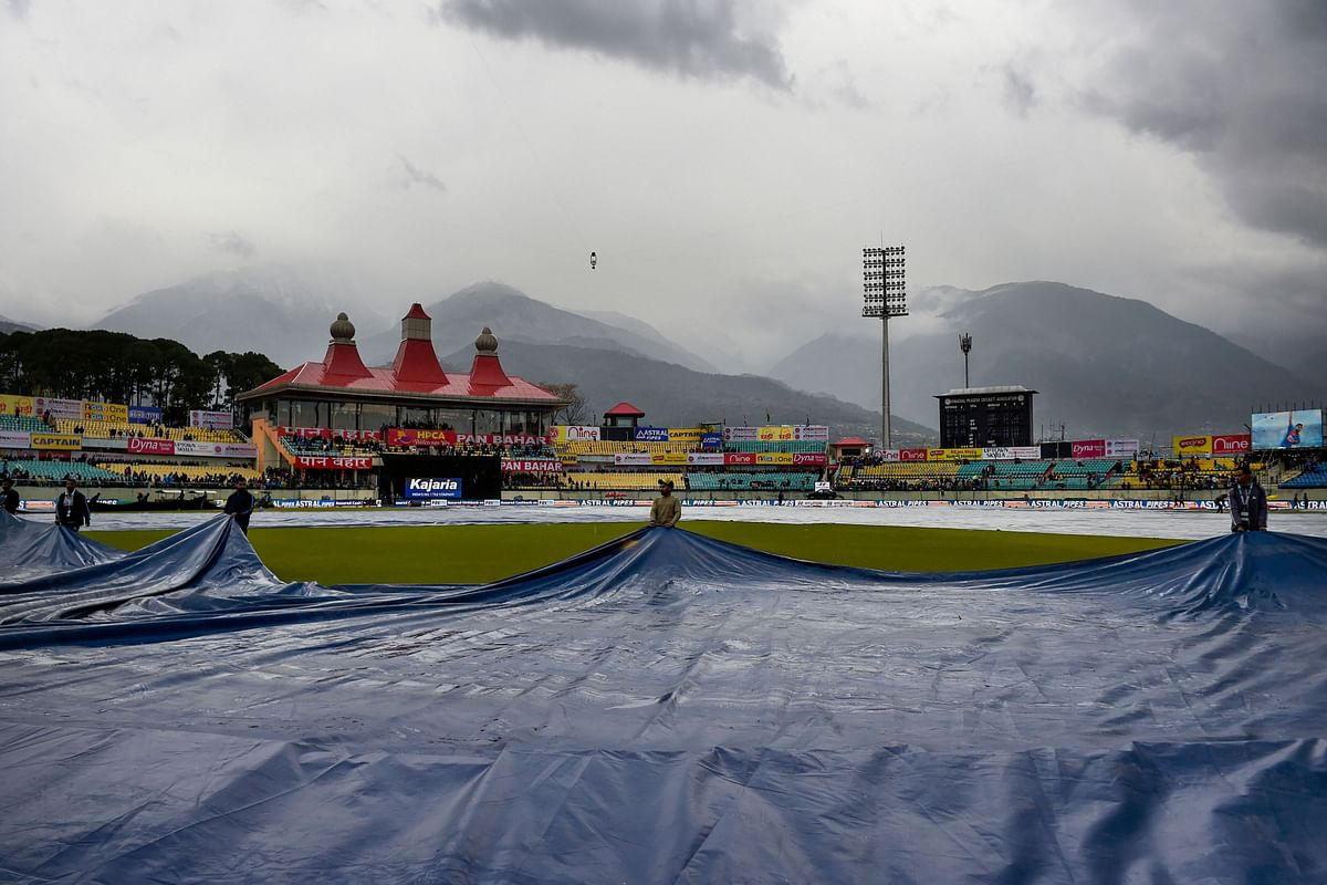 India vs South Africa: Rain washes out first ODI