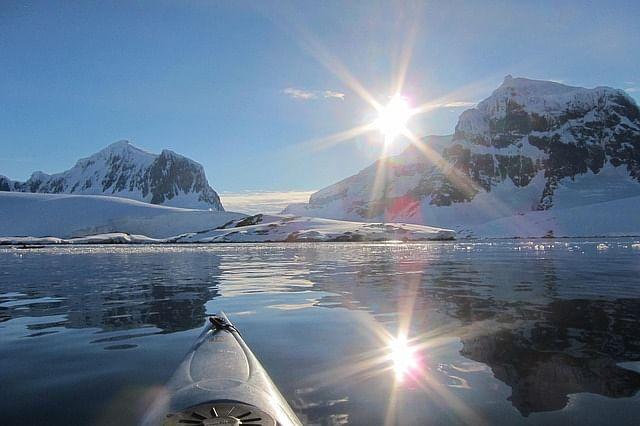 First ever heatwave recorded in Antarctica