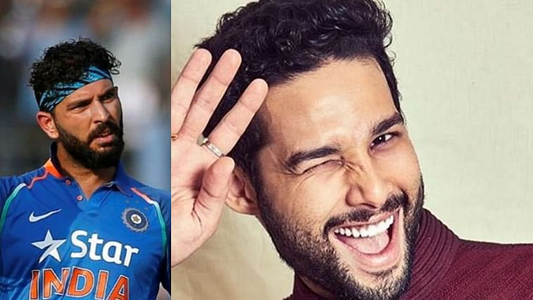 'I'd love to see him in the film': Yuvraj Singh wants Siddhant Chaturvedi to act in his biopic