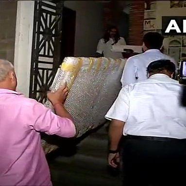 Yes Bank Crisis: ED seizes painting of Rajiv Gandhi bought by Rana Kapoor from Priyanka Gandhi Vadra