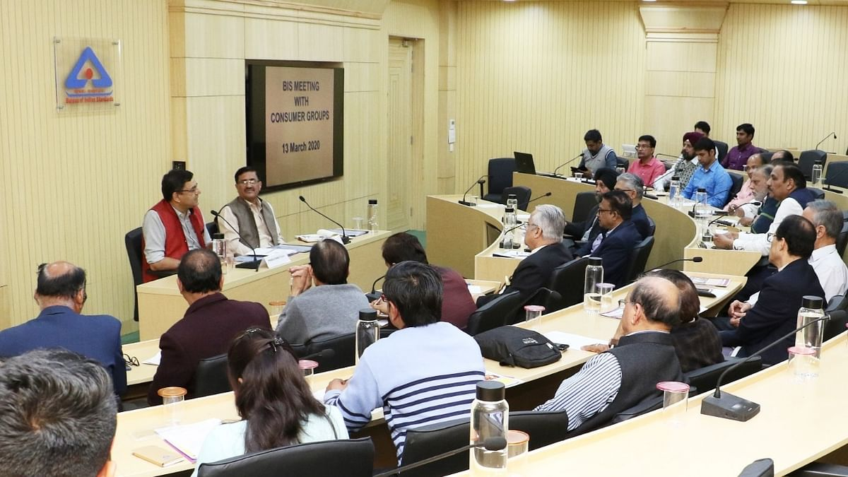 BIS organises a meeting with consumer groups