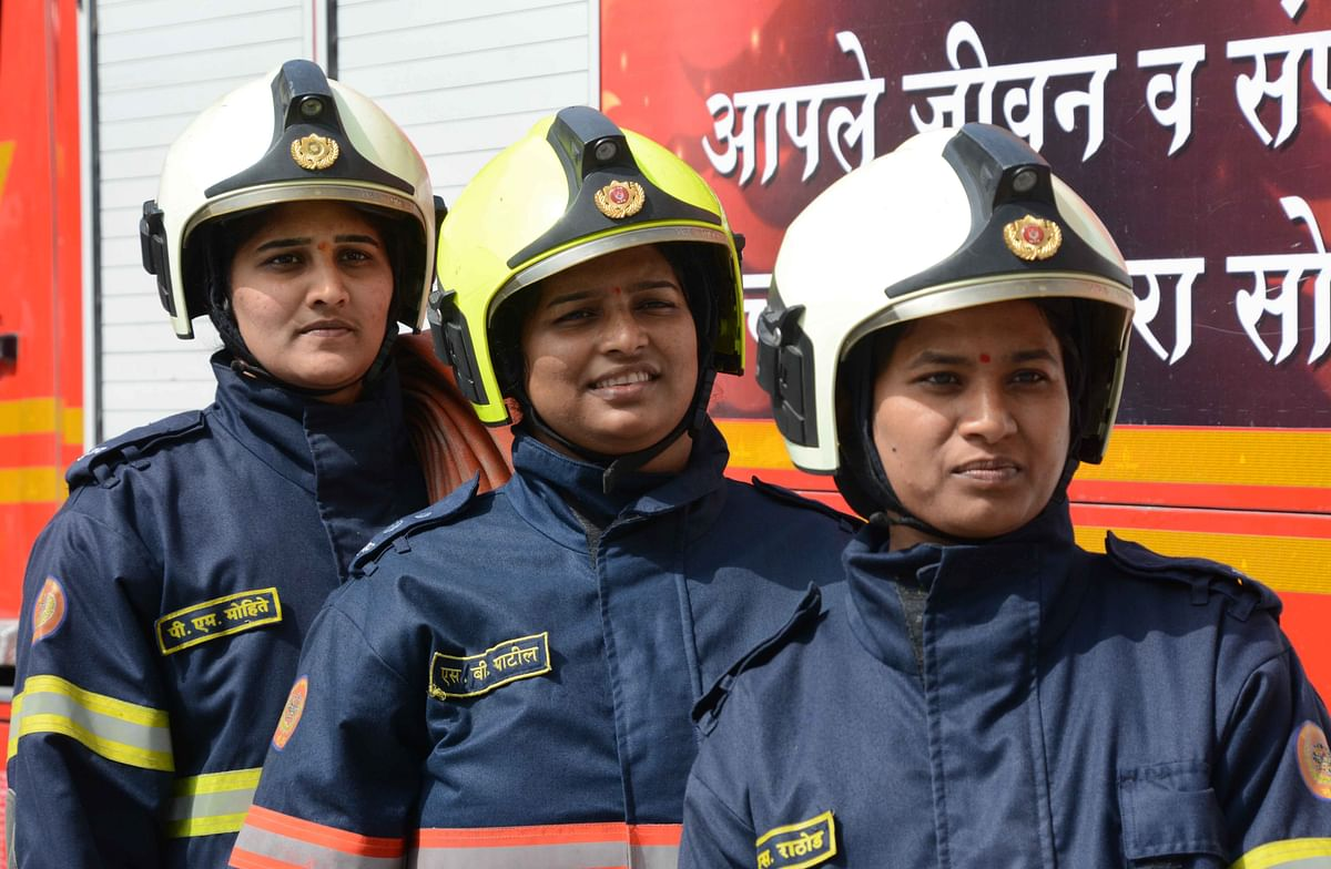International Women's Day 2020: Fire Brigade not any more a male-dominated field