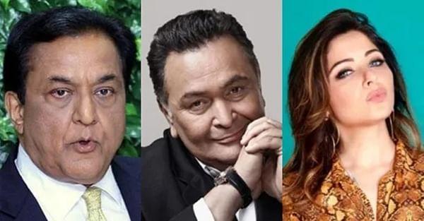 Kapoor logon pe time bhari hai': Rishi Kapoor's hilarious dig at Kanika and Rana