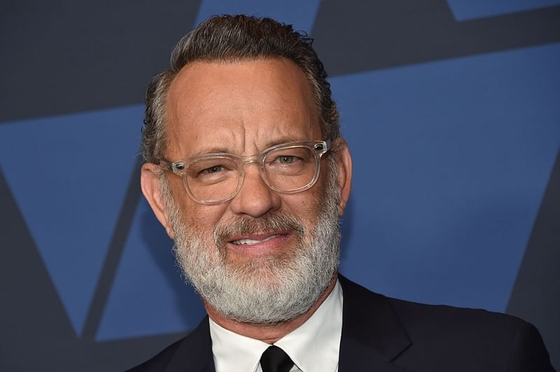 Tom Hanks brings out his iconic on-screen character 'Mr Rogers' during coronavirus quarantine