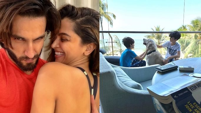 Quarantine diaries: From Ranveer - Deepika to Hrithik Roshan, here's how B-town celebs are spending their downtime
