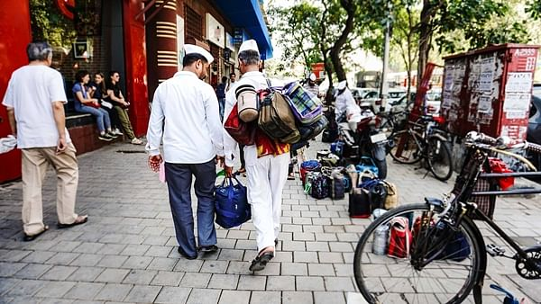 Mumbai's dabbawalas can now commute in special suburban train services