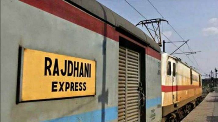 Delhi couple with quarantine seal deboarded from Rajdhani; Railways urges avoid non-essential travel