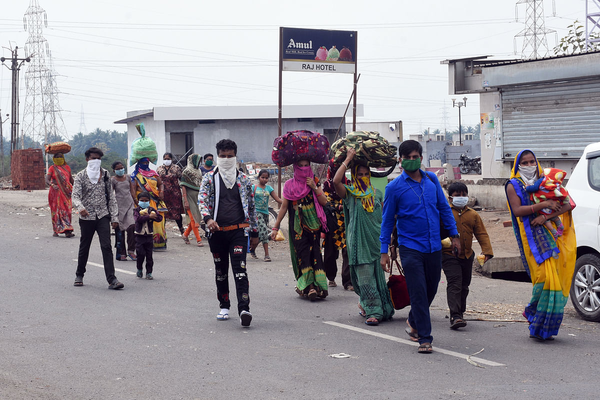 Migrant labourers turning out to be a poll issue in Bihar