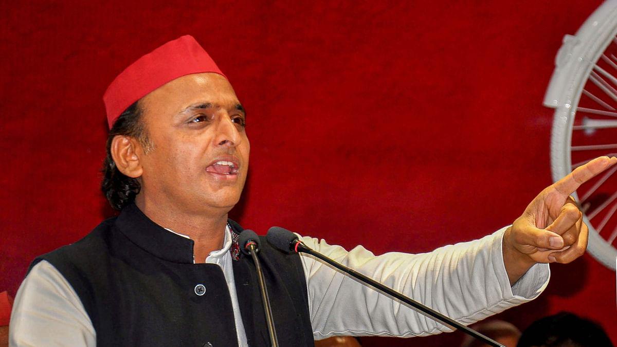 BJP is making world record in telling lies: Former UP CM Akhilesh Yadav