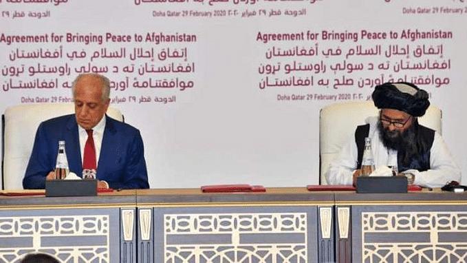 FPJ Edit: The Afghan deal for surrender