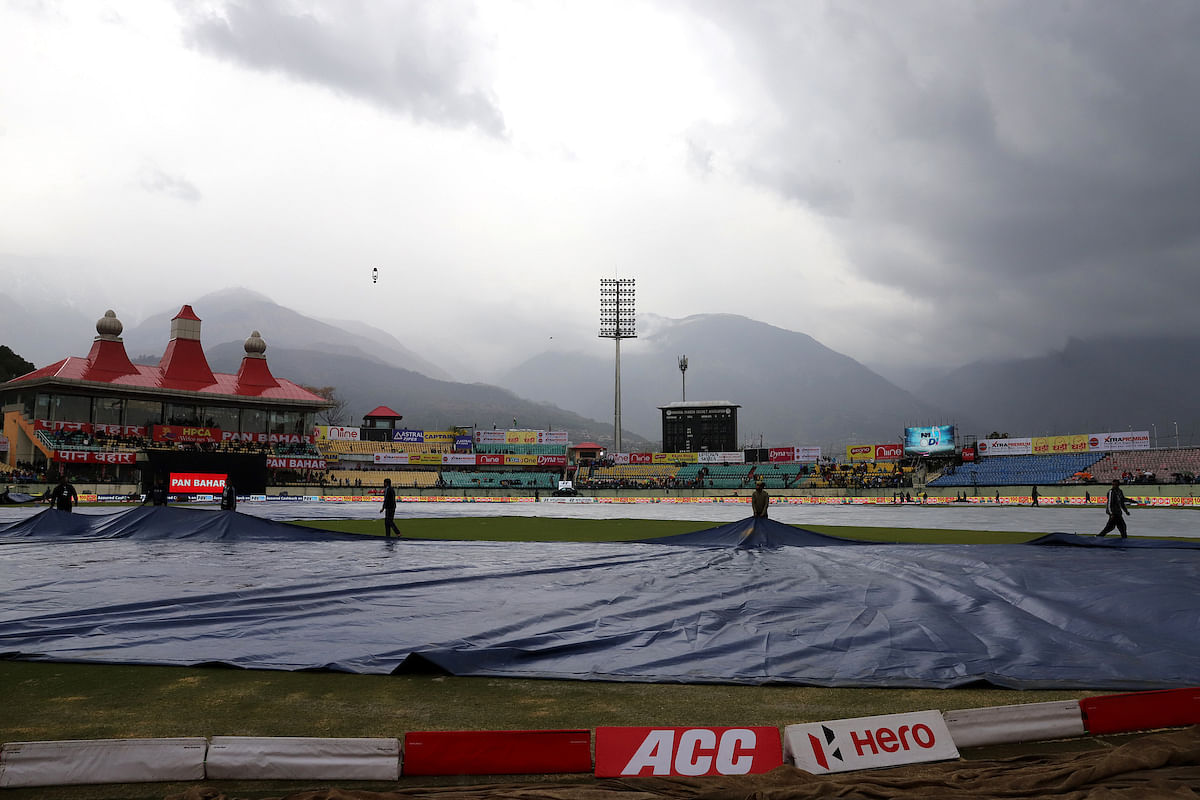 India vs South Africa 1st ODI LIVE: Match abandoned due to rains