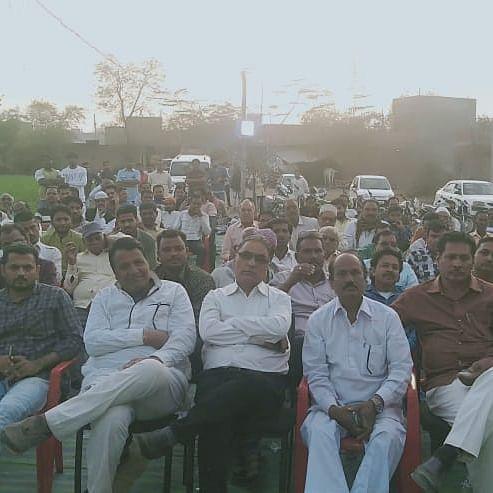 Madhya Pradesh: Congressmen host meet to show solidarity with party in Jaora