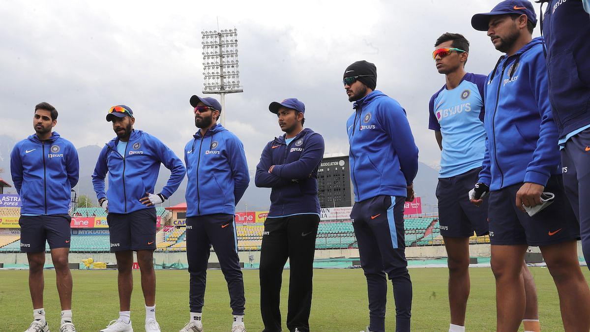 Indian squad