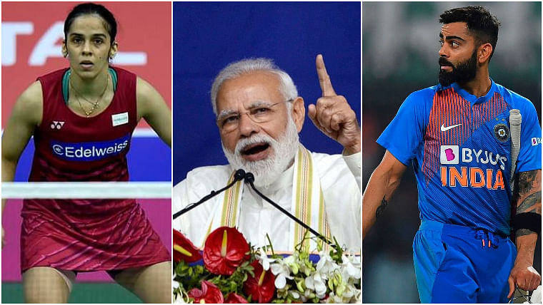 'Stand strong as a nation': Sporting fraternity urges people to follow PM Modi's 'Janta Curfew'